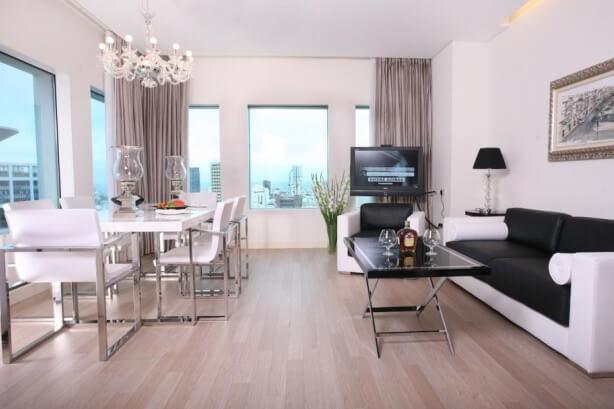 מלון קראון פלזה - סיטי סנטר - תל אביב