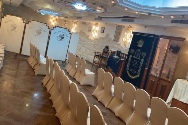 מלון המלך כורש - נתניה