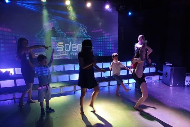 מועדון סולרו SOLERO - ראשון לציון