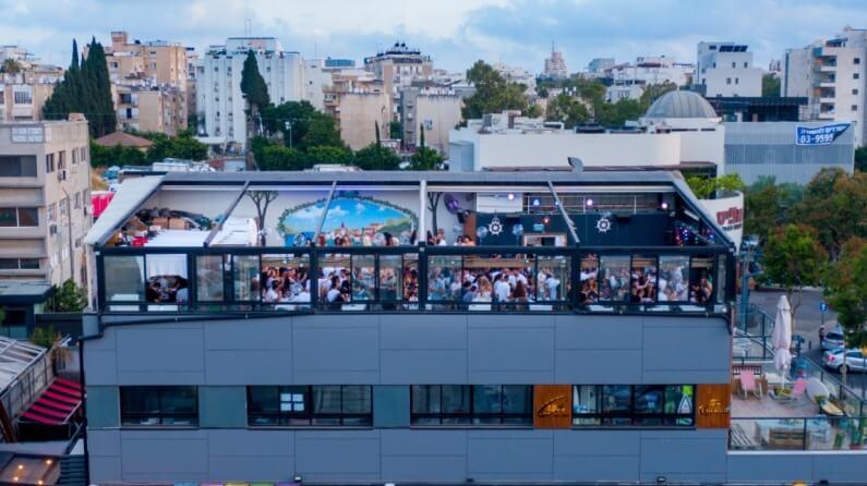 גג ברובע - ראשון לציון