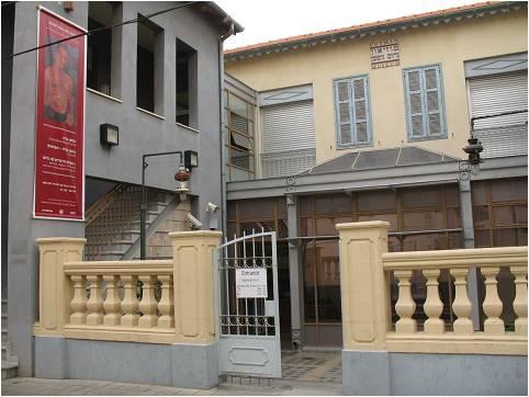 מוזיאון נחום גוטמן לאמנות - תל אביב