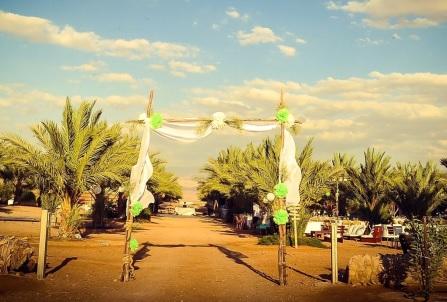 חאן במדבר - כביש הערבה