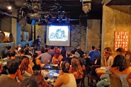 בית היין אירועים - תל אביב